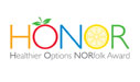 Healthier Options NORfolk Award