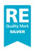 RE Quality Mark - Silver
