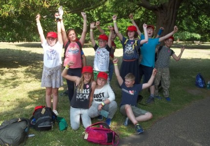 Beech and Alder Classes visit to LEGOLAND, Windsor Castle and Hampton Court