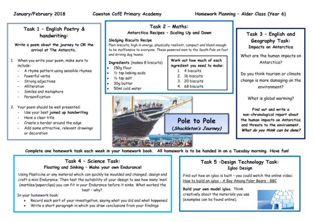 thumbnail of Alder Class T2a Homework Web – Pole to Pole