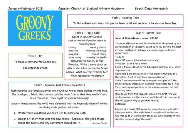 thumbnail of Beech Class Term 2a Homework Web Greeks (5)