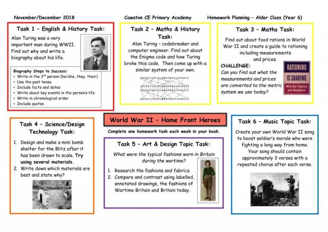 thumbnail of Alder Class Homework Web T1b – WW2