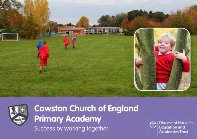 thumbnail of Cawston Primary Prospectus Jan 2019