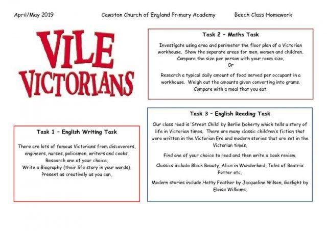 thumbnail of Beech Class T3a Homework Web Victorians