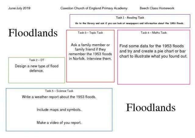 thumbnail of Beech Class T3b Homework Web floodlands