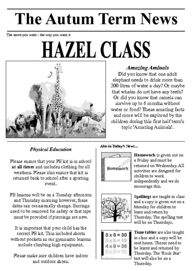 thumbnail of HAzel Class T1 Newspaper – Classic 2 (1)