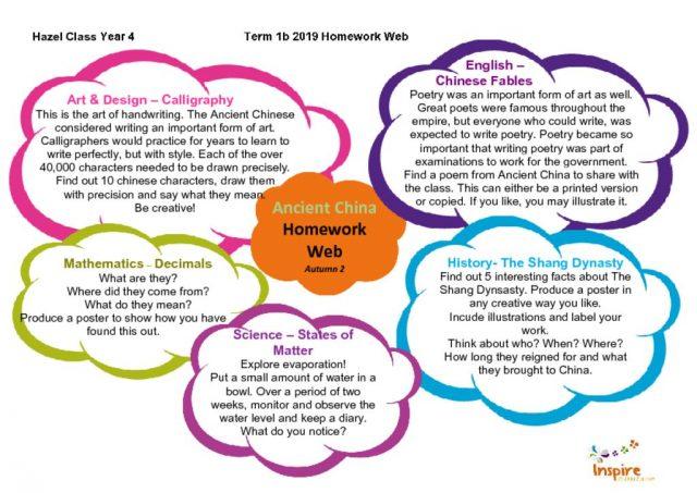 thumbnail of Hazel Class Term 1b Homework Web Ancient China